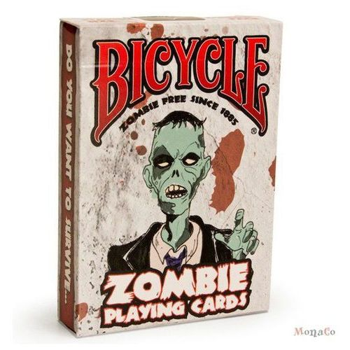 Uspcc - u.s. playing card compa Karty bicycle zombie - uspc karty bicycle zombie - uspc