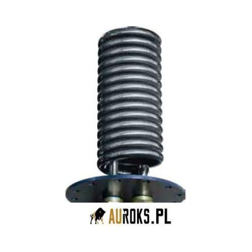 Galmet wężownica miedziana cynowana 1,8 m2 z emaliowaną pokrywą fi = 280 mm oraz uszczelką do tower slim / tower biwal slim (5901224810152)