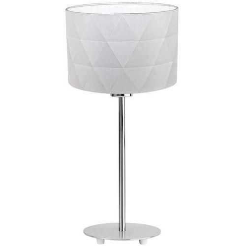 Eglo Lampka stołowa dolorita 39222 1x60w e27 biała (9002759392222)