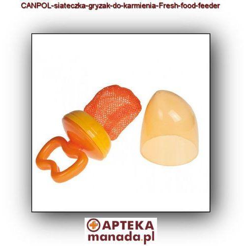 Canpol  siateczka-gryzak do karmienia fresh food feeder (5903407561059)