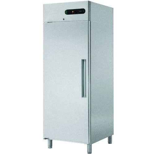 Szafa chłodnicza galwanizowana 1-drzwiowa, prawostronna, 700 l, 693x826x2008 mm   ASBER, ECP-G-701 R
