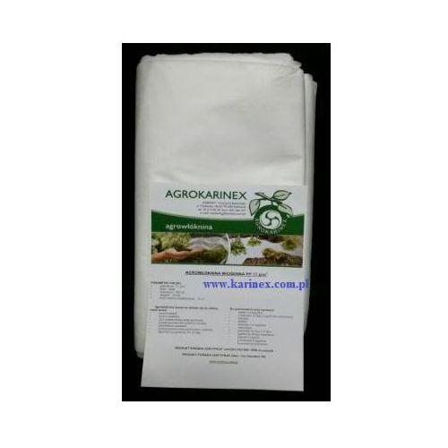 Agrowłóknina wiosenna pp 17 g/m2 biała 3,2 x 10 mb. marki Agrokarinex