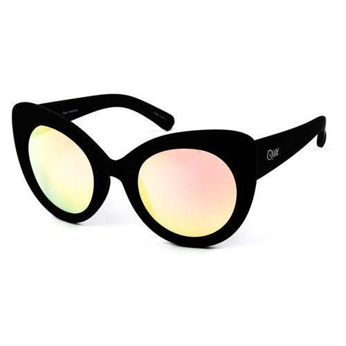 Quay australia Okulary słoneczne qw-000080 screamin diva blk/rose