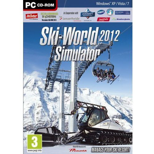 Skiworld Simulator 2012 (PC)
