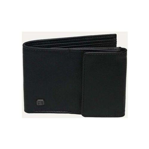 Portfel - compact leather black black (black ) rozmiar: os marki Reell