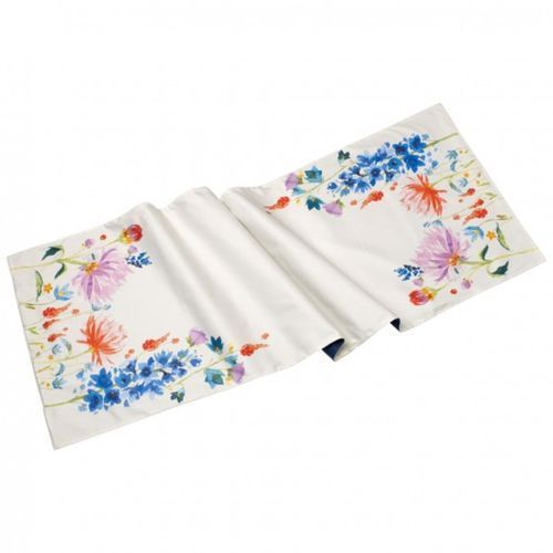 textil accessoires anmut flowers bieżnik marki Villeroy & boch