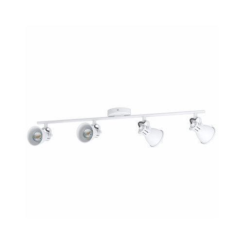Eglo Seras 1 98396 oprawa sufitowa listwa spot 4x3,3W GU10-LED biały (9002759983963)