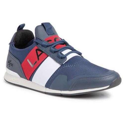 Sneakersy - menerva elite 319 1 us cma 7-38cma0023092 nvy/wht, Lacoste, 40-46