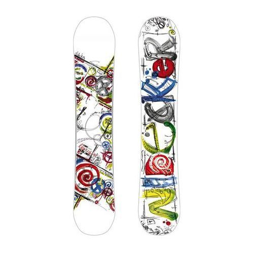 snowboard NIDECKER - The Legacy (5350) rozmiar: 159