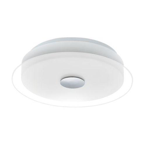 Plafon parell 96432 lampa oprawa sufitowa 1x11,5w led biały/chrom marki Eglo