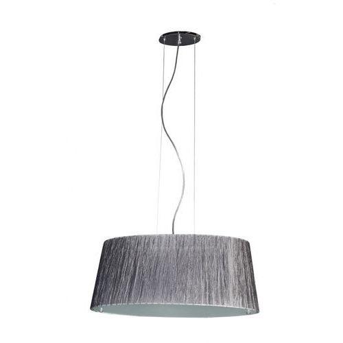 lampa wisząca ELIPSE duża srebrna, SINUS MD1335L SL