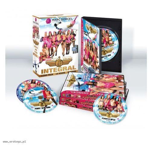 DVD Marc Dorcel - Dorcel Airlines Integral (4-pack), 2905400