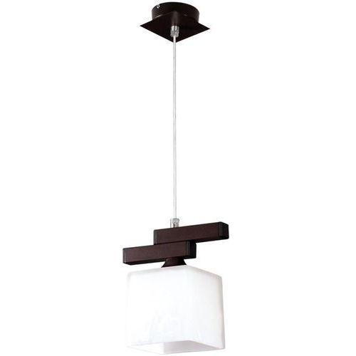 Lampex Lampa wisząca cubo 1 048/1 wen* - - sprawdź kupon rabatowy w koszyku
