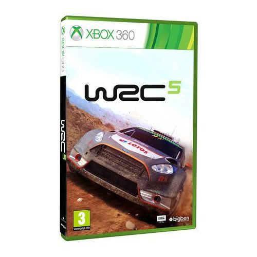 WRC Fia World Rally Championship 5 (Xbox 360)