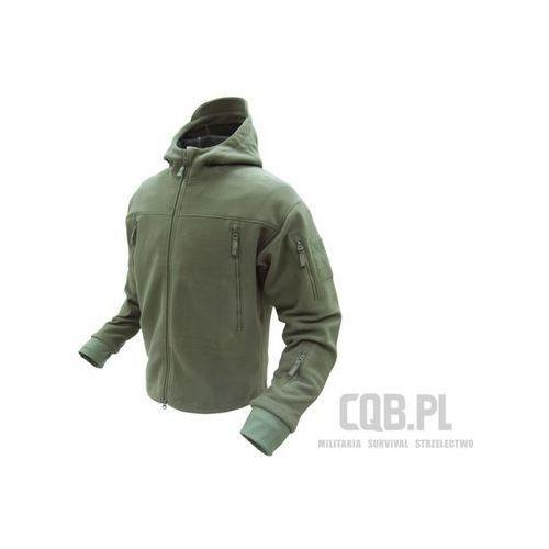 Kurtka  sierra hooded fleece jacket olive drab 605-001, marki Condor