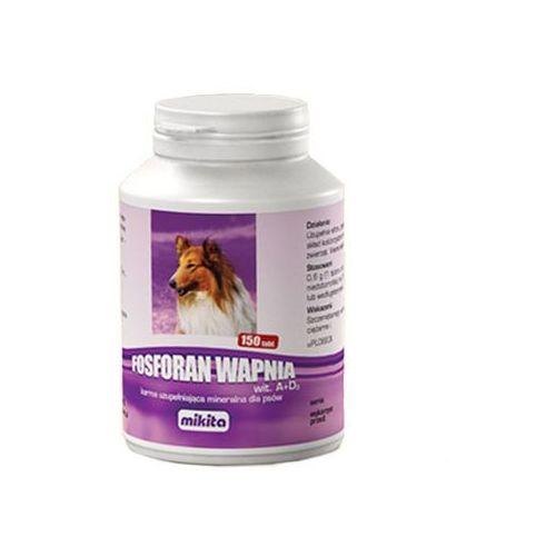 MIKITA Fosforan Wapnia Megavit wit. A+D3 - preparat witaminowy dla psów 400tab.
