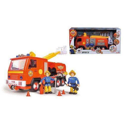 Strażak Sam wóz strażacki Jupiter + 2 figurki