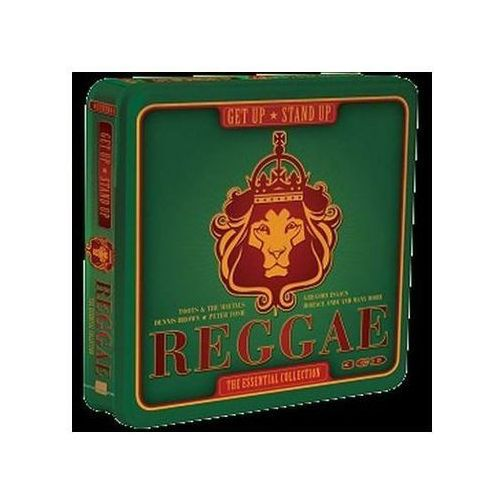 Union square music Różni wykonawcy - get up, stand up - reggae the essential collection (0698458654328)