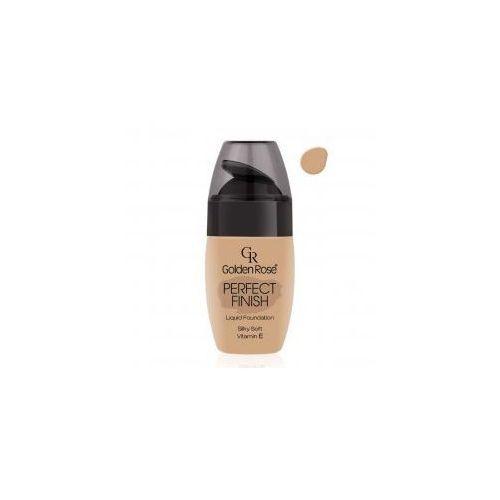 perfect finish liquid foundation, podkład w płynie, 34ml marki Golden rose