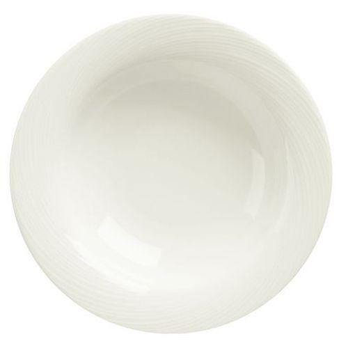 Porland Talerz głęboki porcelanowy śr. 22 cm dove