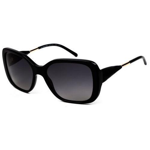 Okulary słoneczne be4192 gabardine polarized 3001t3 marki Burberry