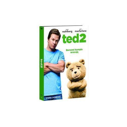Ted 2. Darmowy odbiór w niemal 100 księgarniach!