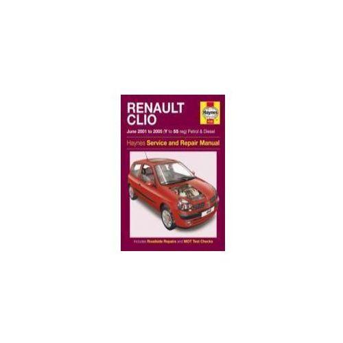 Renault Clio Service and Repair Manual