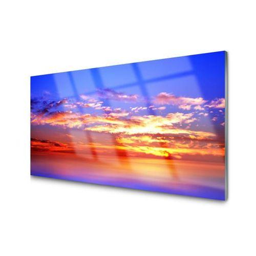 Obraz akrylowy niebo chmury morze krajobraz marki Tulup.pl