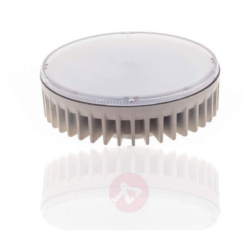 Żarówka LED GX53 10W z 1000 lm - ciepła biel