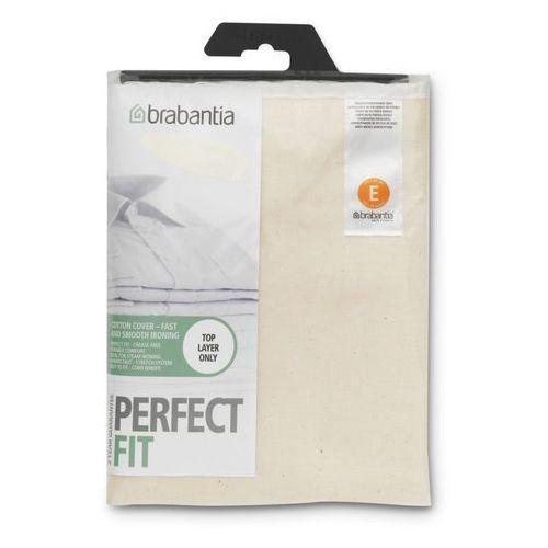 Brabantia - Pokrowiec na deskę do prasowania 135 x 45cm - pianka 2mm - ecru