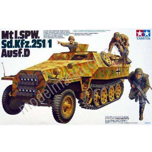 TAMIYA Mtl. SPW Sd.Kfz. 251/1 Ausf.D - Tamiya, 5_499238