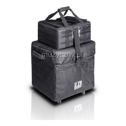 dave 8 set1 torba transportowa z kółkami do systemu dave 8 marki Ld systems
