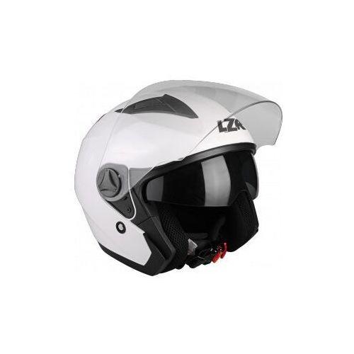 Lazer kask motocyklowy jh1 z-line biały marki Büse