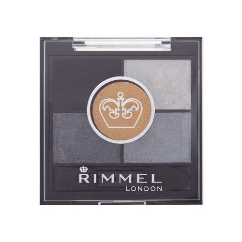 Rimmel London Glam Eyes HD cienie do oczu 3,8 g dla kobiet 022 Brixton Brown (3607342465640)
