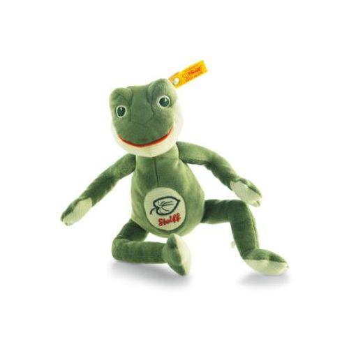 Steiff  maskotka żabka fabio, 26 cm, kolor zielony