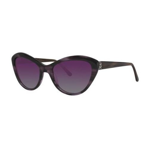 Okulary słoneczne v445 amethyst horn marki Vera wang