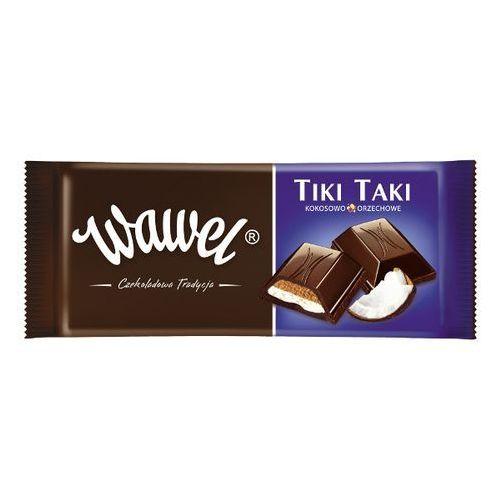 WAWEL 100g Tiki Taki kokosowo-orzechowe Czekolada nadziewana | DARMOWA DOSTAWA OD 150 ZŁ!