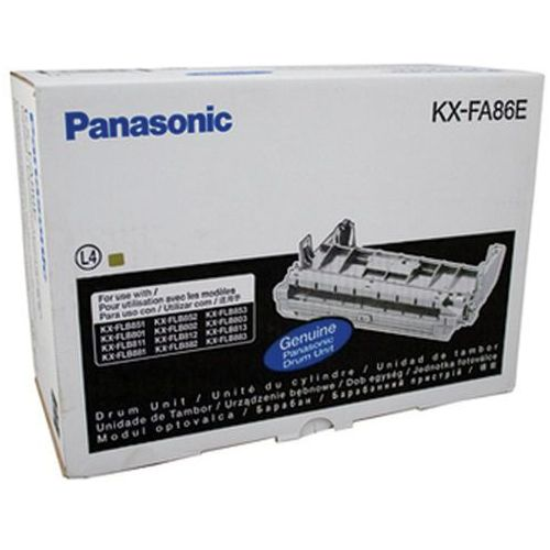 Panasonic Oryginał bęben światłoczuła do faksów kx-flb853,flb833/813| 10 000 str. | czarny black