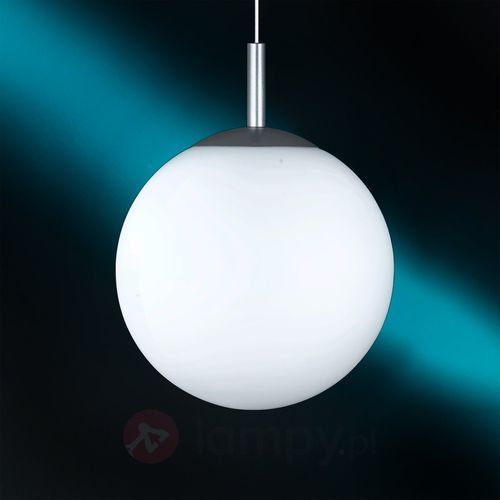 Oświetlenie honsel Honsel kugel lampa wisząca aluminium, 1-punktowy (4001133796712)
