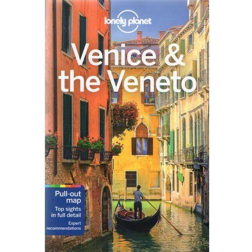 Lonely Planet Venice & the Veneto, pozycja z kategorii Literatura obcojęzyczna