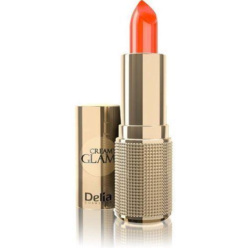 Delia Cosmetics Creamy Glam kremowa szminka do ust odcień 111 4 g