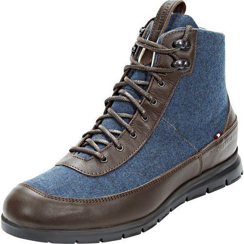 emil buty mężczyźni brązowy/niebieski 44 2018 buty codzienne marki Dachstein