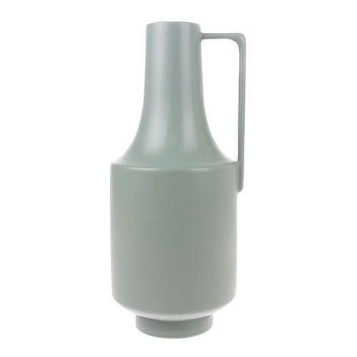 Hk living wazon ceramiczny z uchwytem miętowy ace6728 (8718921021555)