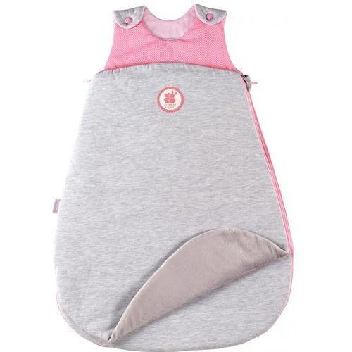 Candide Śpiworek do spania Air+ Warm 68 cm, różowy