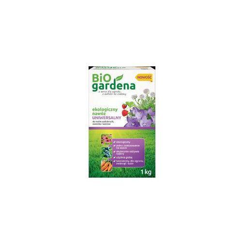 Bio gardena (nawozy i preparaty) Nawóz uniwersalny eco 1 kg - bio gardena (5906874480007)