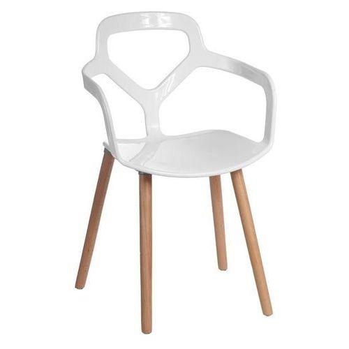Krzesło Modern Town białe