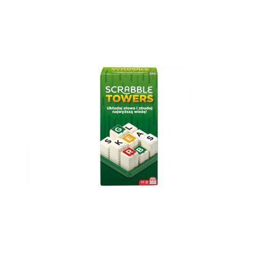 Gra Scrabble Towers - DARMOWA DOSTAWA OD 199 ZŁ!!!