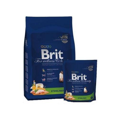 premium cat sterilised 1,5kg marki Brit