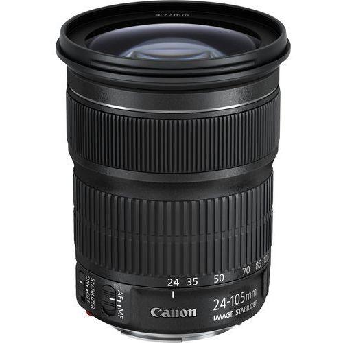 Canon zoom obiektyw ef 24-105mm f/3.5-5.6 is darmowa dostawa do 400 salonów !!