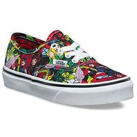 Nowe buty authentic marvel multi/true white rozmiar 30,5/18cm, Vans